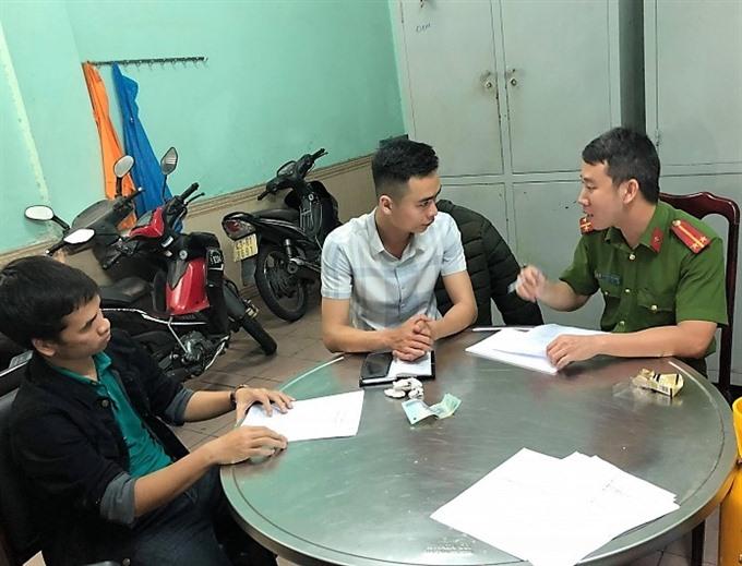 Da Nang investigates assault on reporter