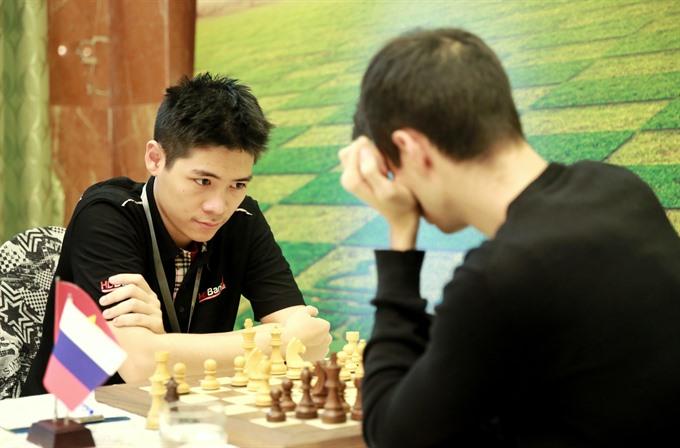 Minh tops HDBank Chess Open