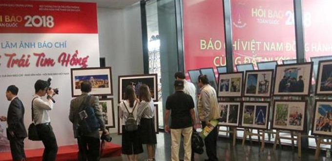 Photo exhibition showcases Hà Nội vitality