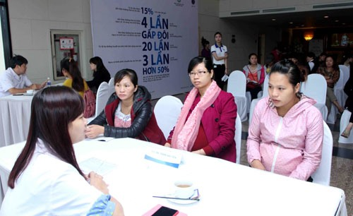 Efforts joined to tackle gestational diabetes in VN