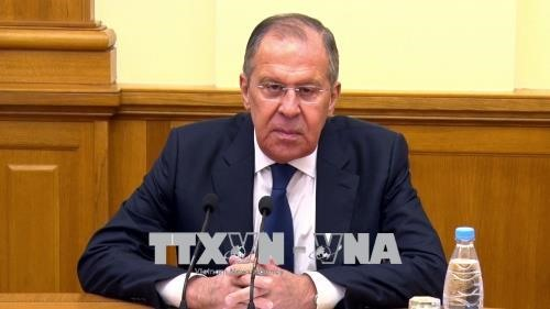 Russian FM Sergey Lavrov lauds close ties with Việt Nam