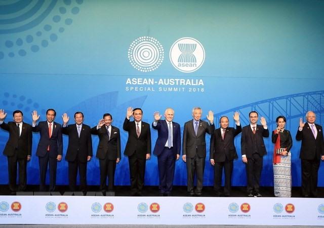 ASEAN Australia sign MoU on counter-terrorism