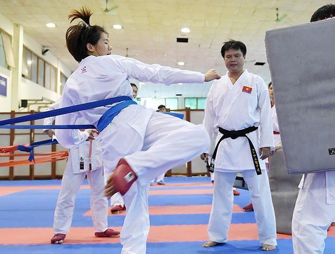 Ngoan grabs K1 karate bronze