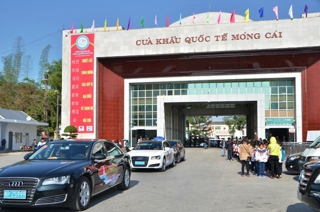 Chinese tourist cars allowed in Hạ Long City