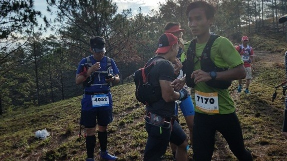 Quang wins 70km at Dalat Ultra Trail event