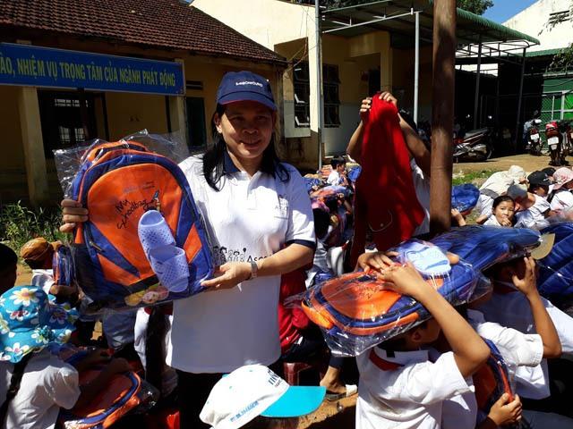 Ascott Vietnam donates VNĐ650m to help poor children