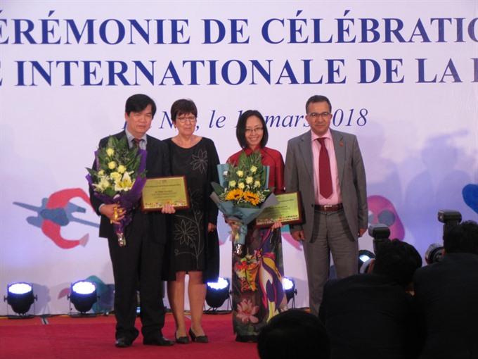 Intl Francophone Day 2018 starts in VN