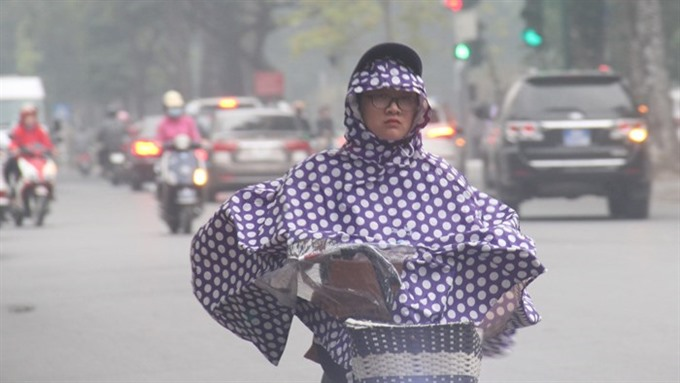 Cold wave from China to grip northern VN