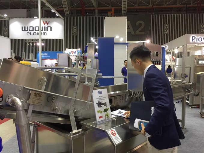 Packaging industry expo opens