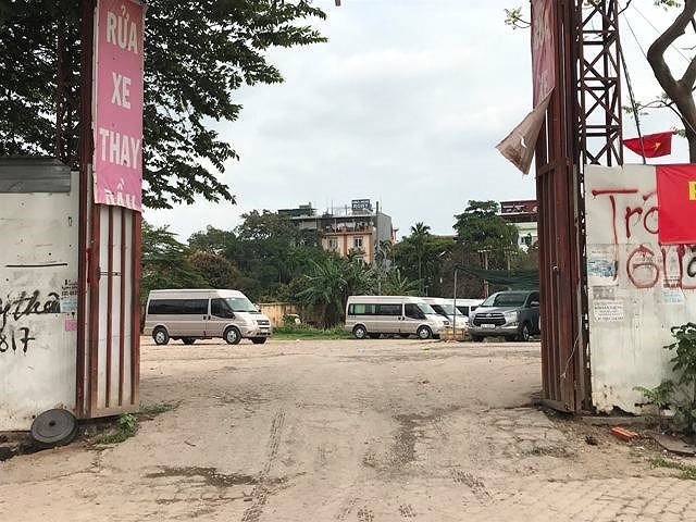 Management agencies must be taken responsibility of illegal car parking lots