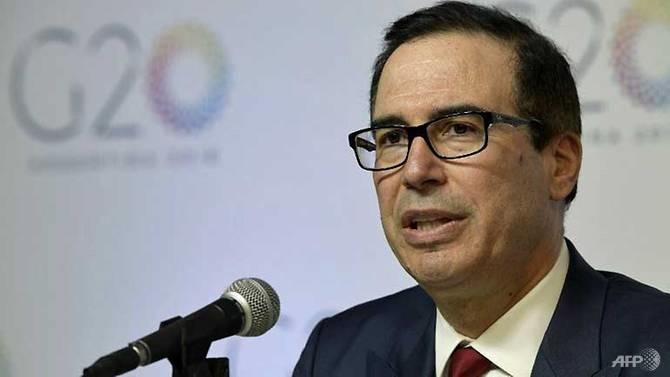 US unafraid of trade war after G20 meet