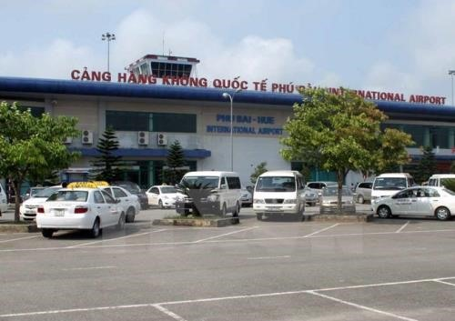 Phú Bài Airport to serve 5 million passengers annually