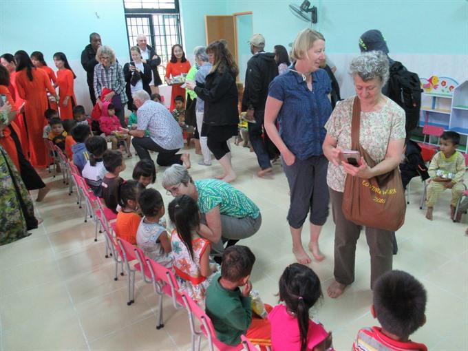 Kindergarten opens for ethnic kids