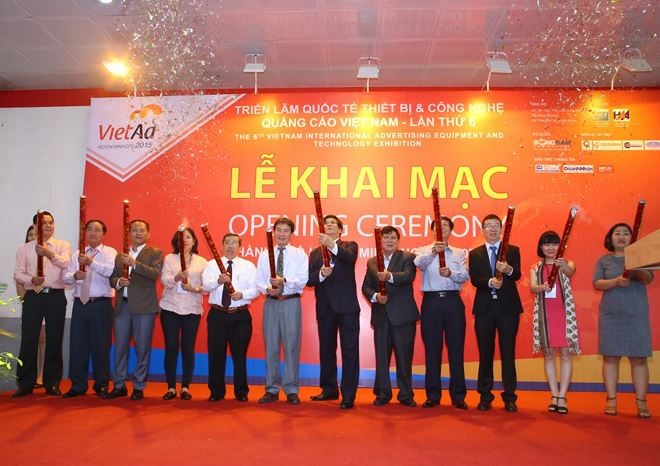 VietAd 2018 opens in Hà Nội
