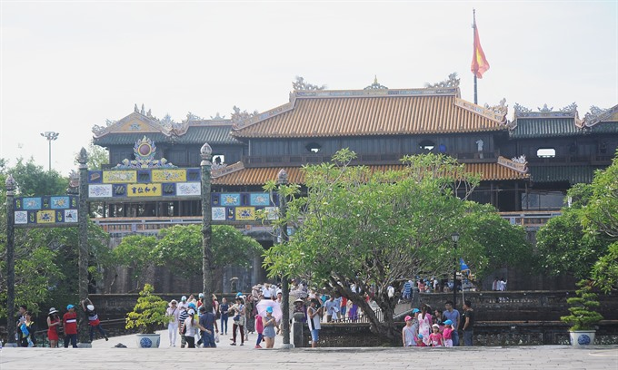 Huế to be a tourism hotspot on its own