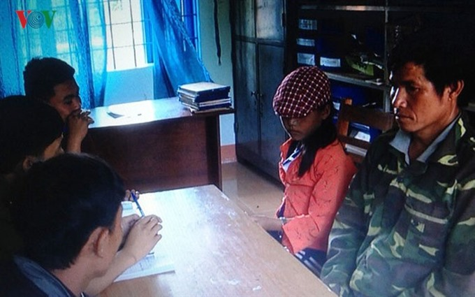 Strangers go to Đắk Nông Province to recruit children to work in HCM City