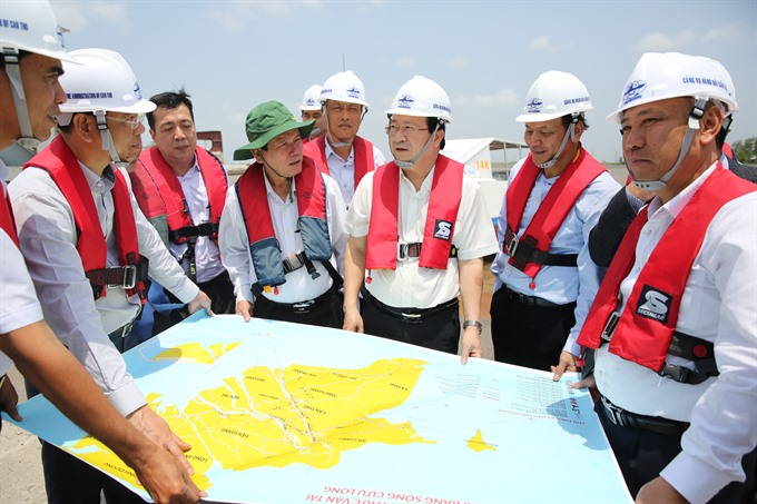 Improve connectivity among waterways in Mekong Delta: Deputy PM