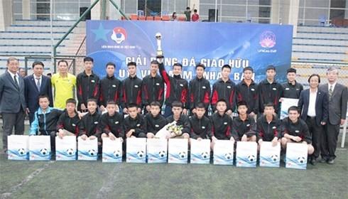 Viettel win friendly tournament
