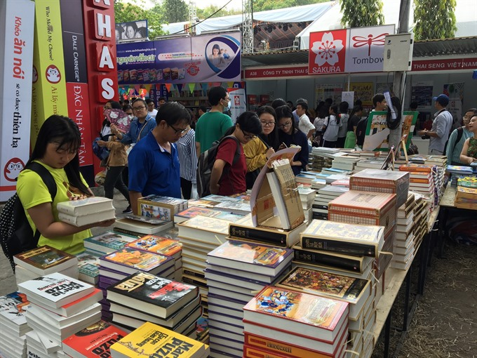 City Book Expo draws 1m readers