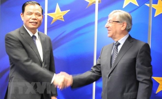Việt Nam enhances agricultural co-operation with EU Belgium