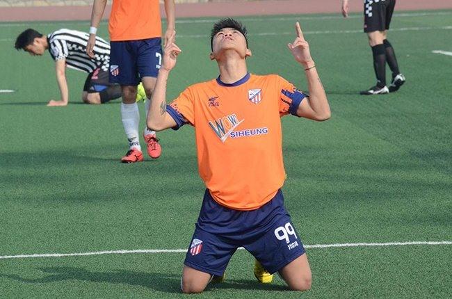 Vietnamese Khôi scores goal in South Korean league