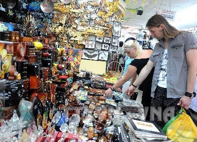 HCM City keen on developing shopping tourism