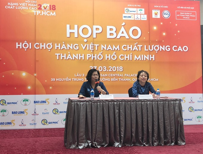 High-quality products fair to promote safe foods this year