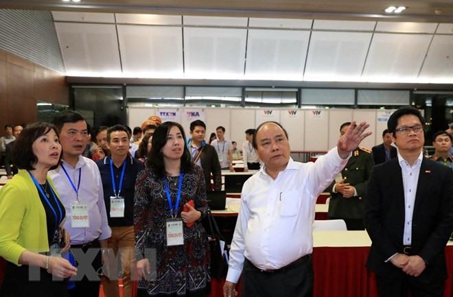 PM Nguyễn Xuân Phúc chairs rehearsal for GMS-6 CLV-10 Sub-region Summit
