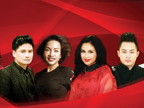 Vietnamese artistes to perform at charity concert