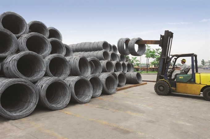ADC drops anti-dumping case of Vietnamese steel