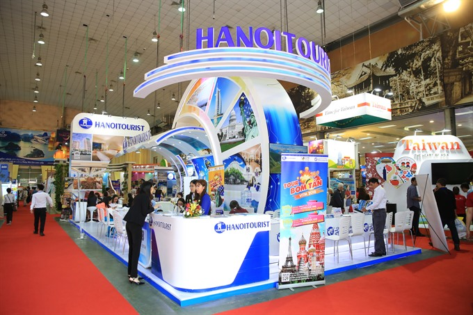 Việt Nams biggest travel mart begins with a bang