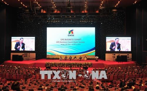 GMS Business Summit focuses on infrastructure business development