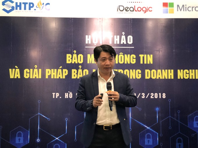 VN firms urged to improve awareness on data protection