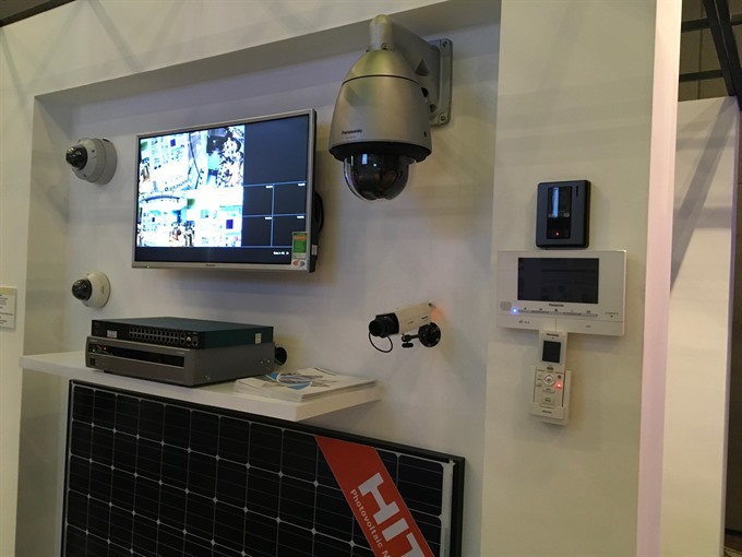 Panasonic talks energy efficiency