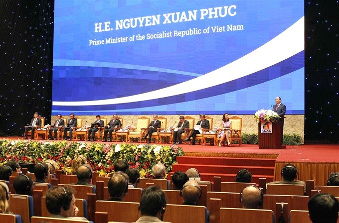 PM stresses private sector tech application for GMS sustainable economic growth