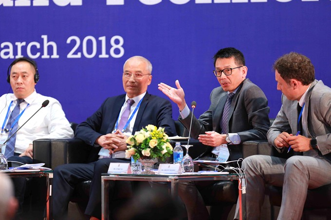 Technology crucial to high-value agriculture development: GMS