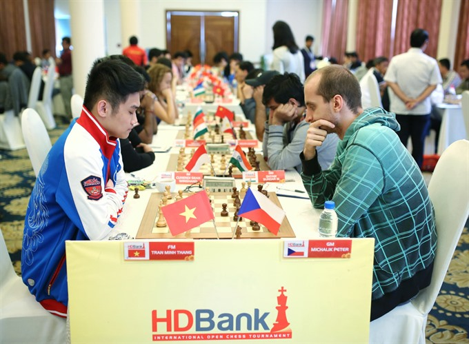 Young chess masters to compete at Asian Championships