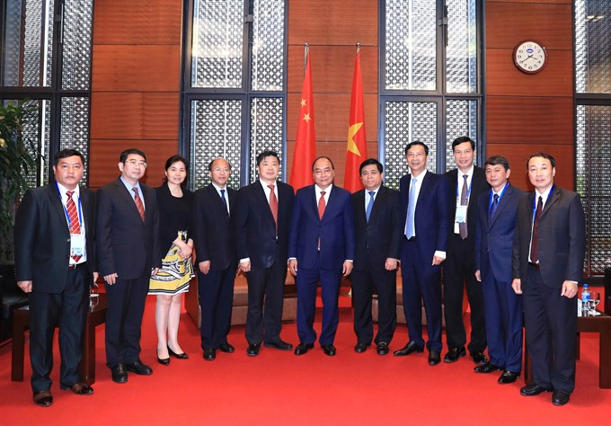PM: Việt Nam wants to foster cooperation with Chinese localities