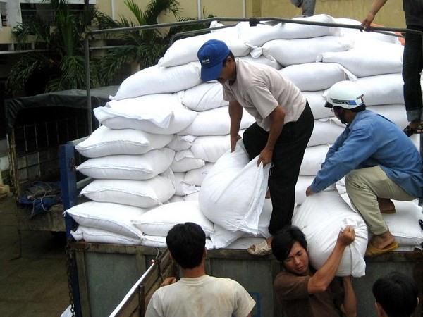 RoK offers 10000 tonnes of rice in aid to typhoon-hit provinces