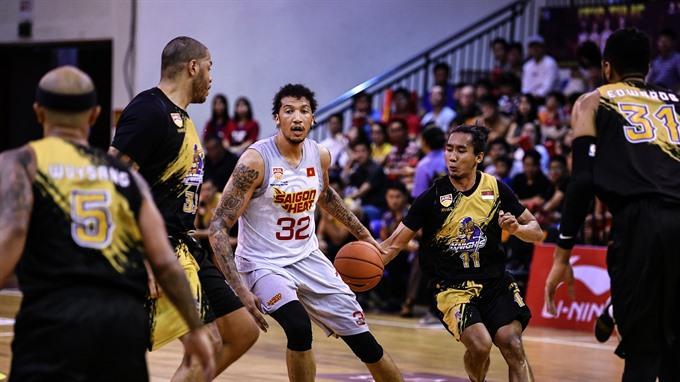Saigon Heat hits eighth win at ABL