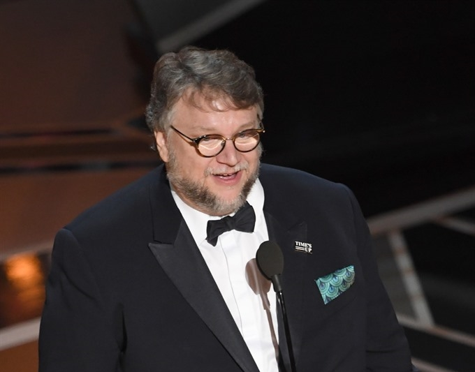 The Shape of Water makes a splash at Oscars
