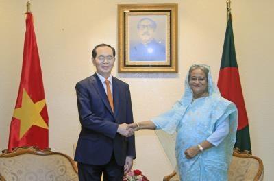 Vietnam- Bangladesh joint statement stresses co-operation expansion