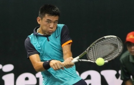 Nam wins singles match at India F2 event