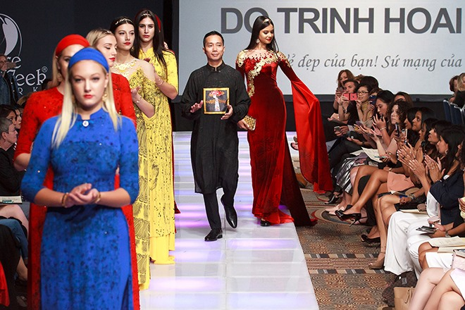 Đỗ Trịnh Hoài Nam selected as designer of year