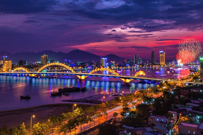 Đà Nẵng Fireworks Fest to celebrate bridges