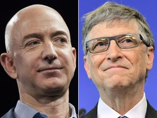 Bezos tops Forbes worlds rich list as Trump wealth drops