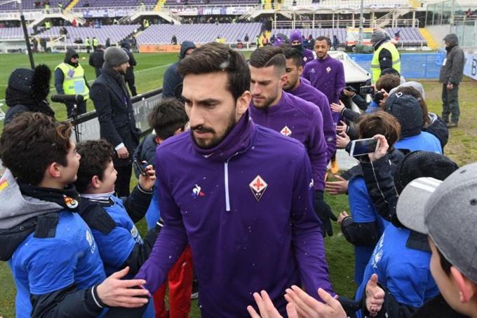Fiorentinas Astori died of cardiac arrest autopsy finds: reports