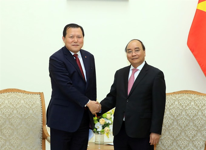 PM encourages Lotte to further invest in Việt Nam