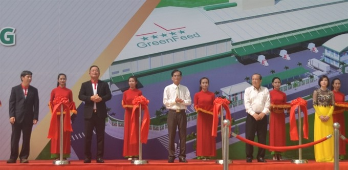 GreenFeed opens 8th animal feed plant
