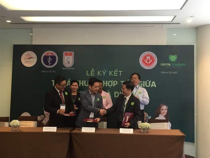 HCM City promotes dental-tourism